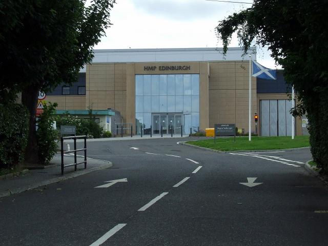 HMP Edinburgh | Thomas Nugent | CC | http://bit.ly/1nJbTXR