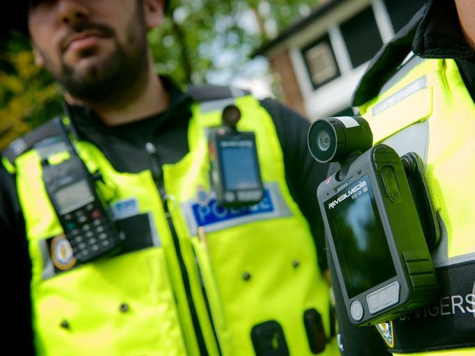 Body worn camera | CC | West Midlands Police | https://flic.kr/p/ox7brL