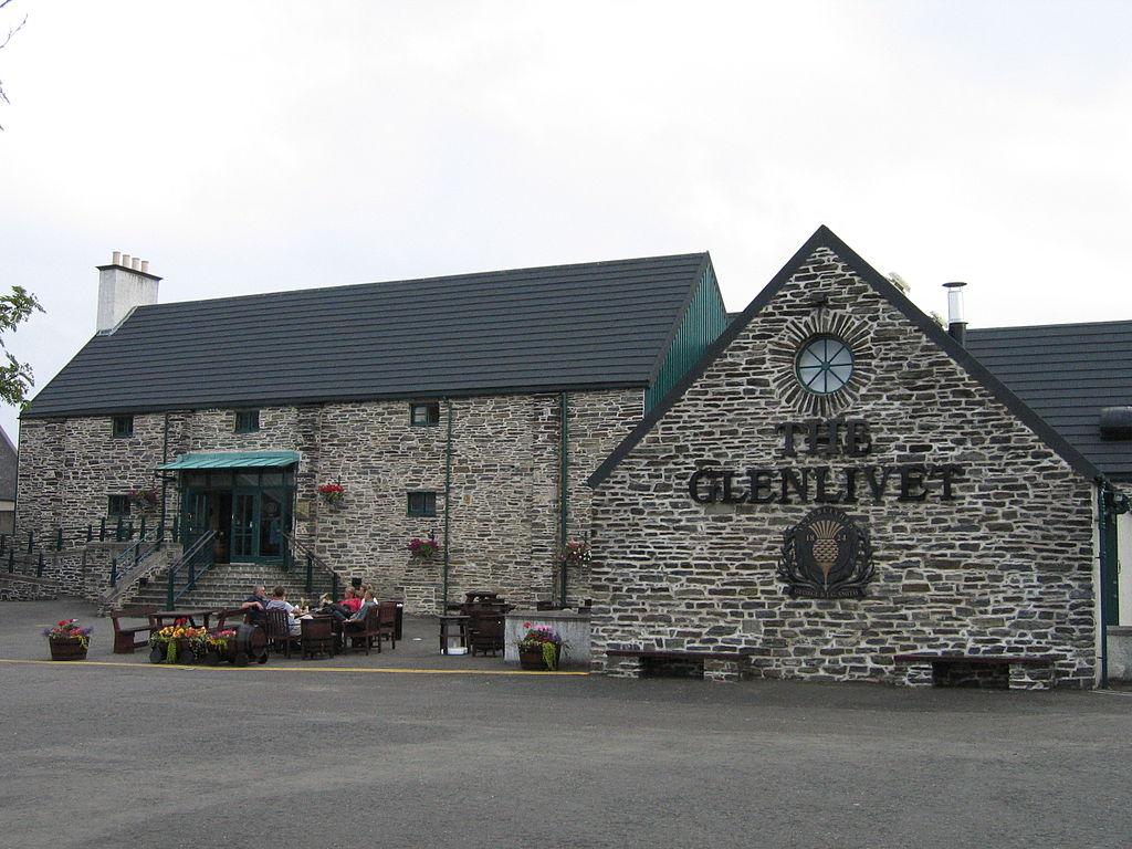 The Glenlivet Distillery | Khonstan | http://bit.ly/1L4XRa4