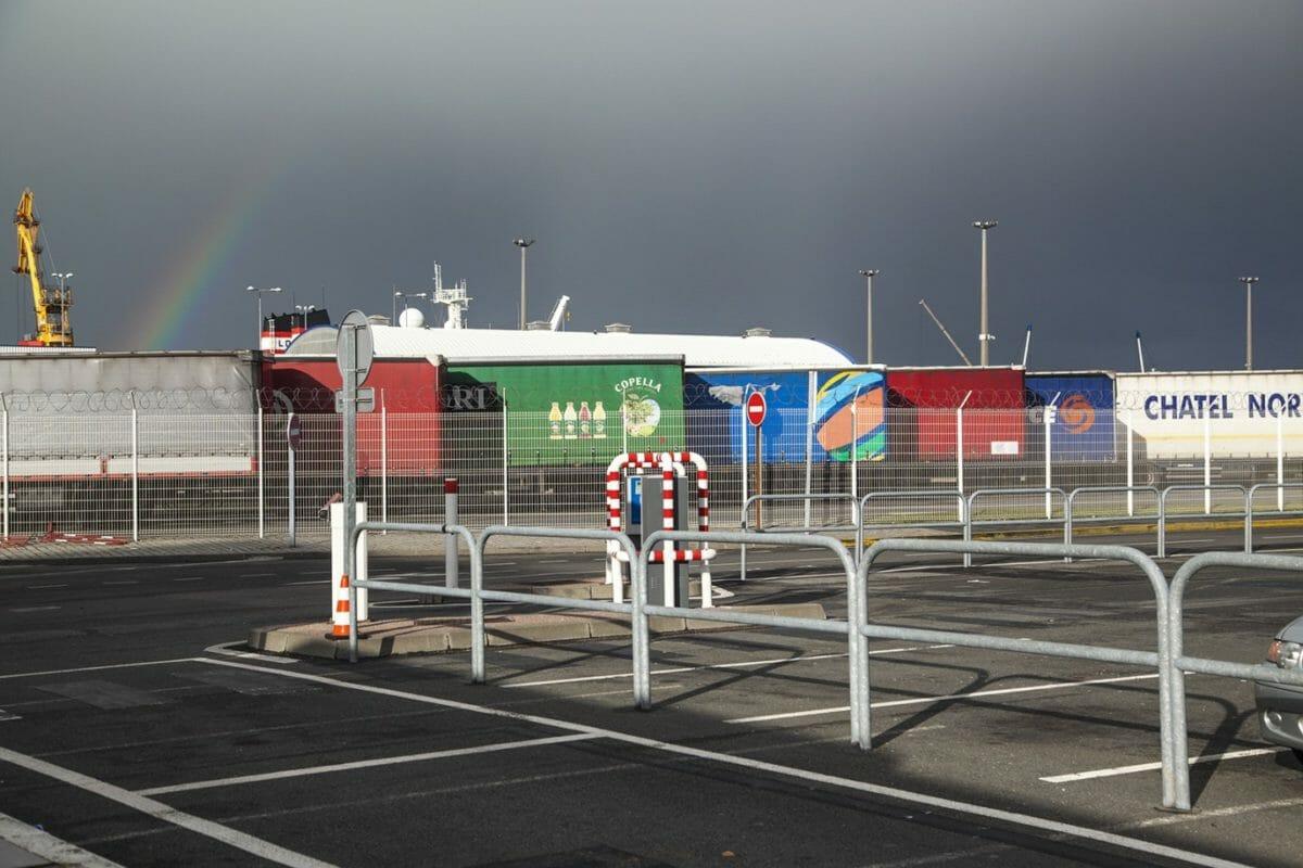 Car Park, Calais, Credit: Iman Tajik