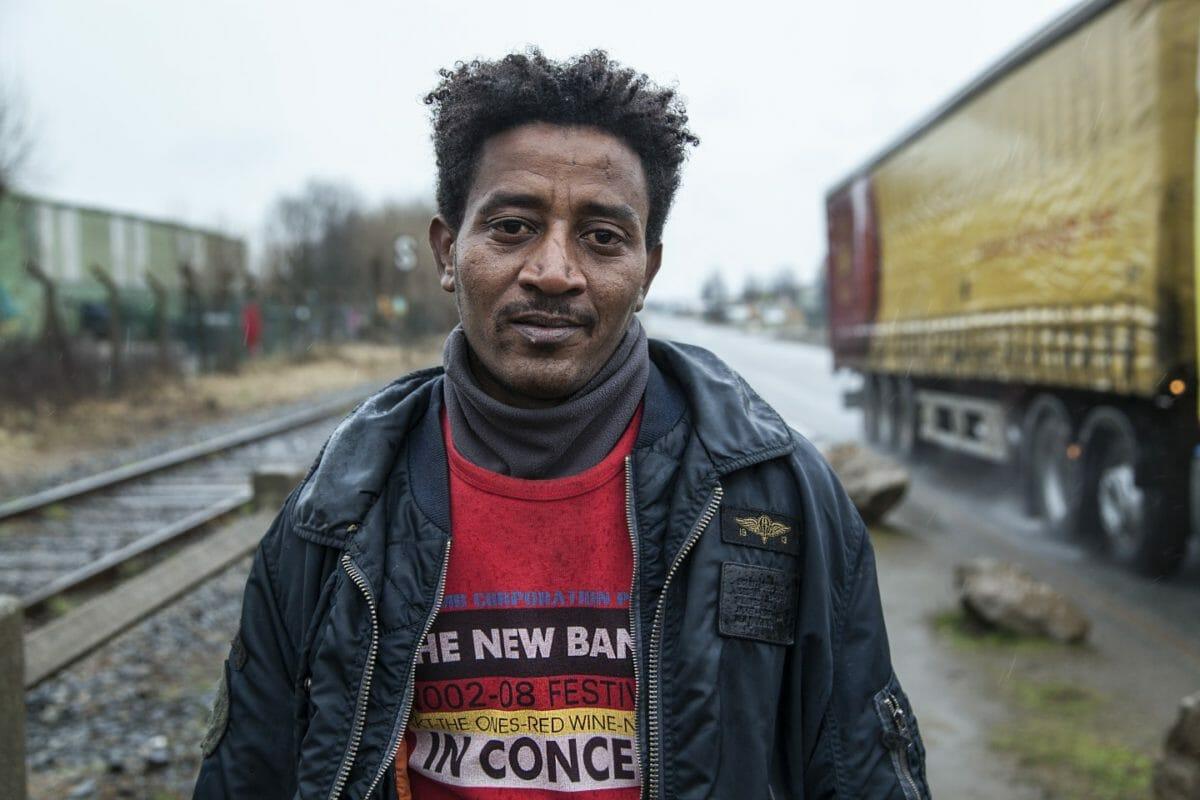 Eritrean man