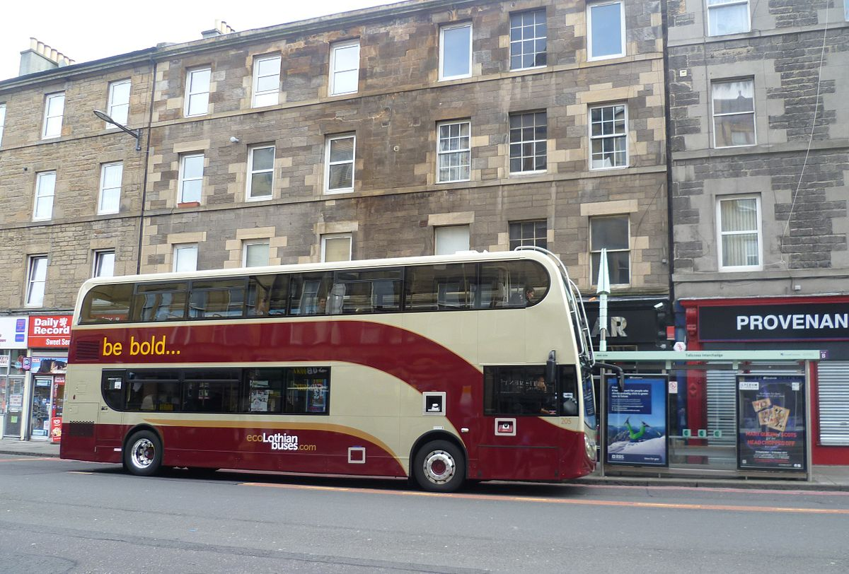 Daily Bus Tours From Edinburgh
