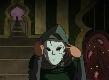 Mask | Chris Manson