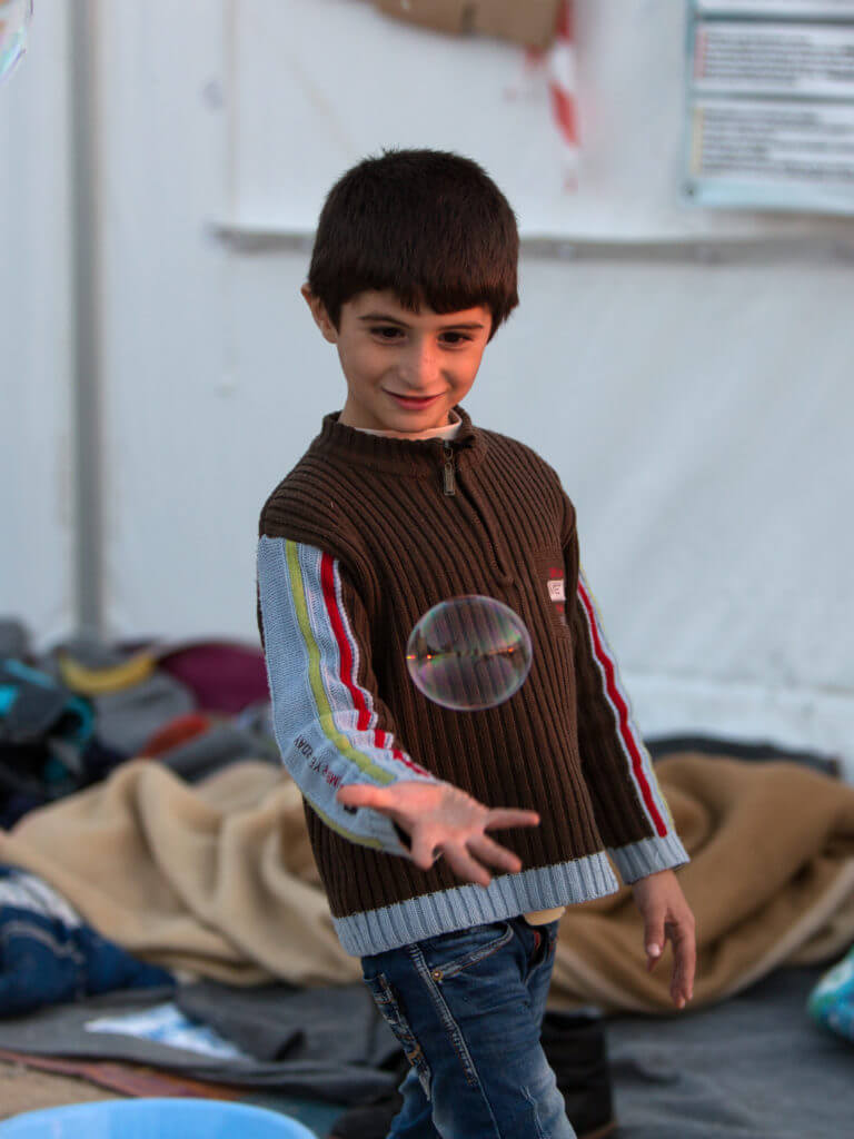 © Vikki McCraw Refugee Crisis, 2015/16