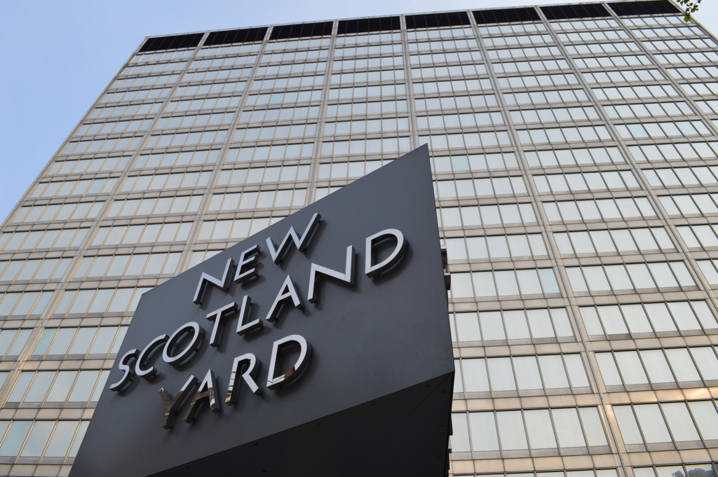 New Scotland Yard   CC   Matt Brown   https://flic.kr/p/ngoP3v