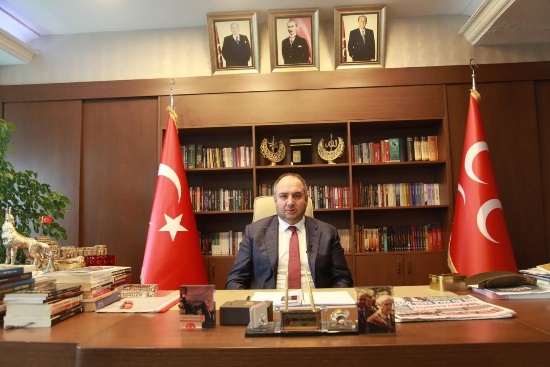 MHP-Istanbul-Chairman-Mehmet-Bülent-Karataş