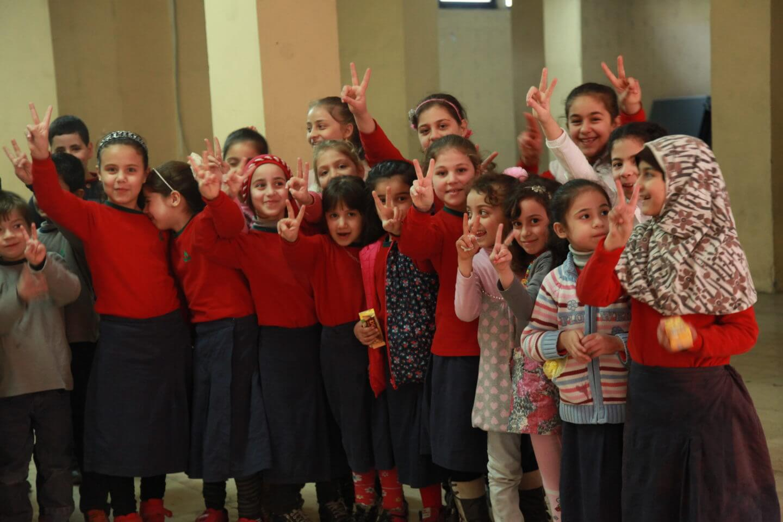 PE-class-in-Syrian-school-Istanbul