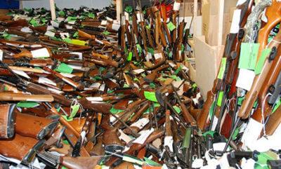 Air Gun Pile