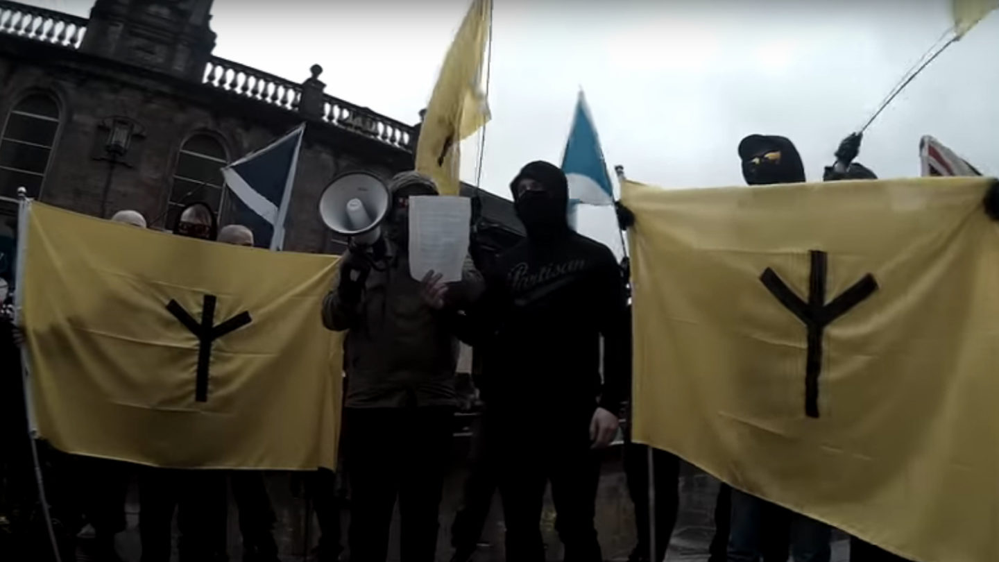 Scottish Dawn Demo | Alloa