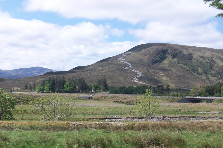 hill tracks