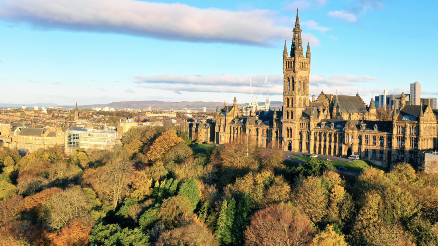 University of Glasgow | Credit David Simpson & iStock