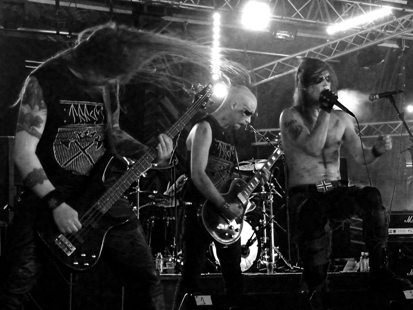 Taake at Hellfest