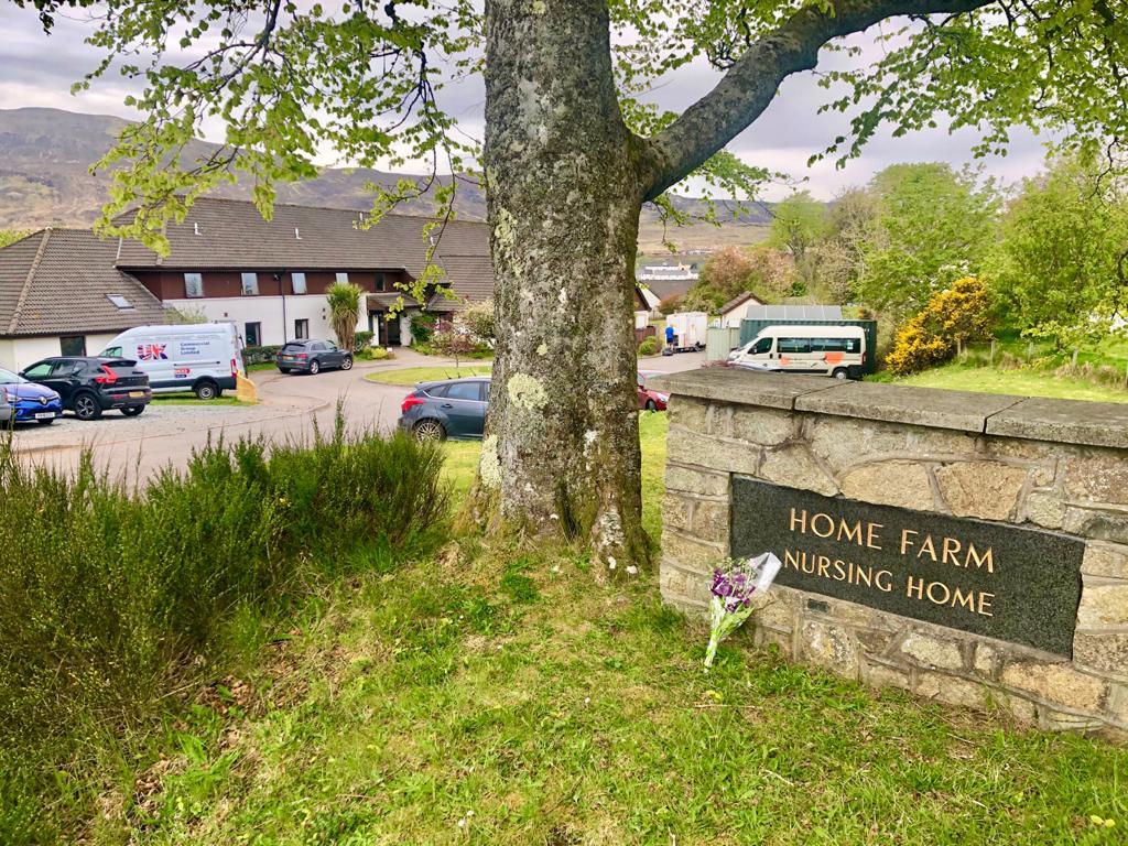 Home Farm Care Home Skye