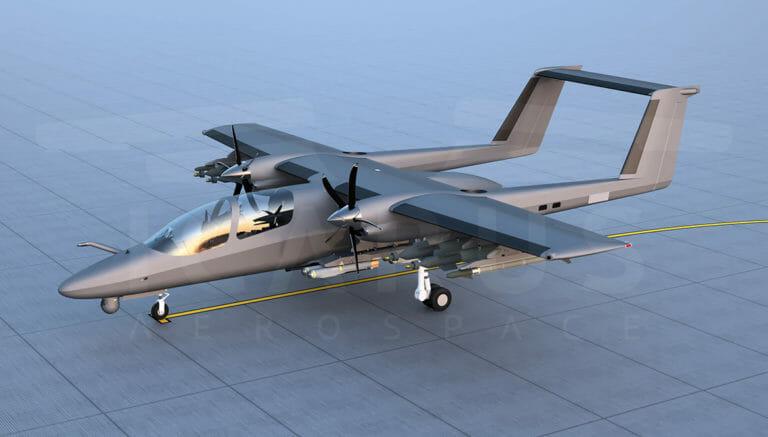 radar Scottish enterprise drone