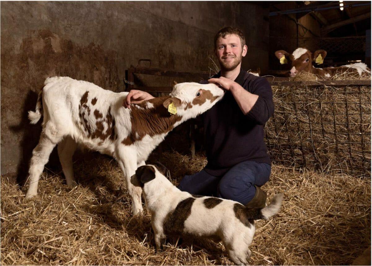 Mossgiel farm dairies