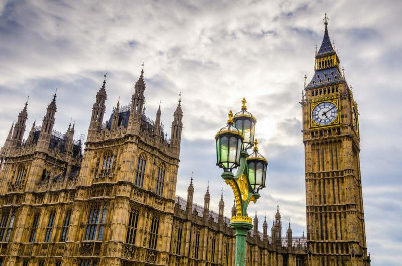 Internal Market Bill Westminster