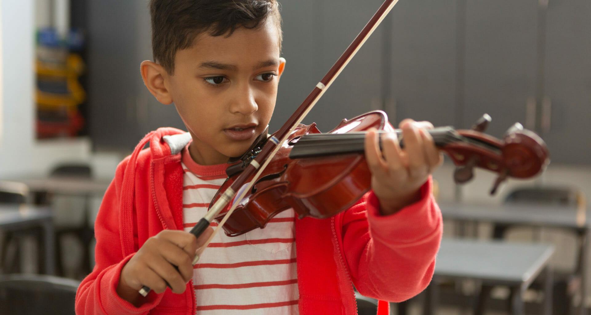 Music lessons under threat