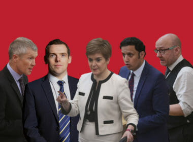 STV leaders debate podcast FFS show