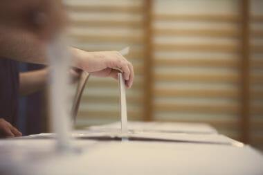 polling station FFS Show podcast